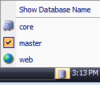 sitecore<em>database</em>view