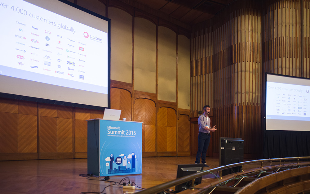 Microsoft Summit 2015