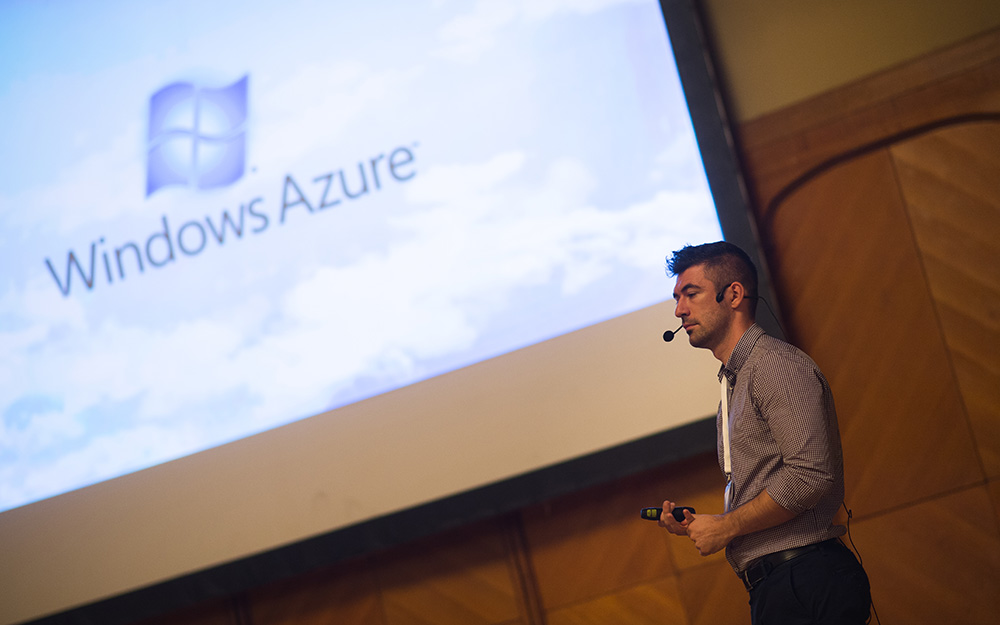 Microsoft Summit 2015 in Bucharest